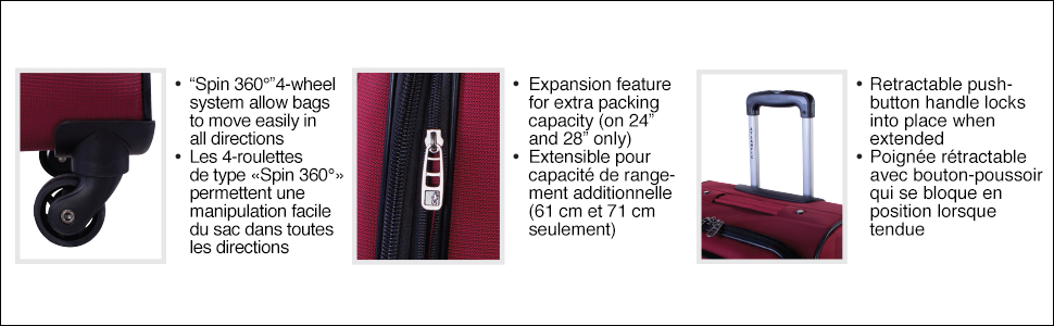 carry on suitcase,carry on luggage with wheels,Luggage Carry On With Wheels,expansion feature