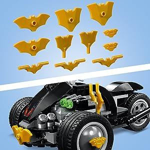 LEGO DC Comics Super Heroes Batman: The Attack Of The Talons
