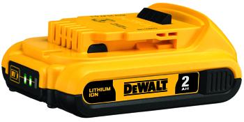 DCB203 - Bateria 20V MAX* Íon de Lítio 2.0 Ah