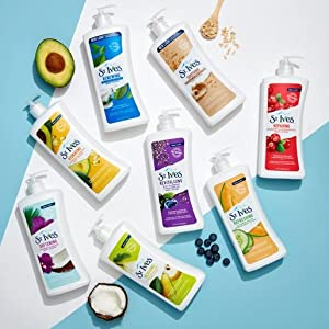 Our Body Lotions