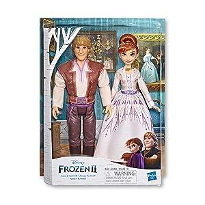 frozen, frozen 2, Disney, anna, kristoff, fashion doll, doll