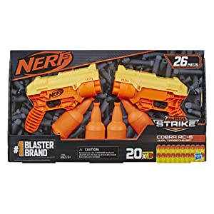Nerf Alpha Strike