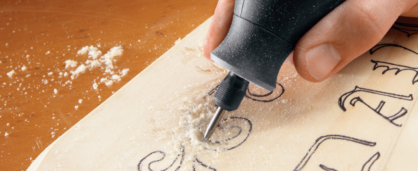 CARVING ENGRAVING ROTARY TOOL