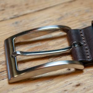 Camel Active - Cinturón de piel para actividades