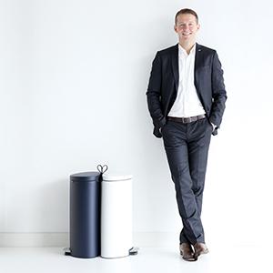 brabantia designed for living verhaal productontwerpen