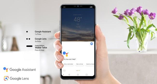 Google Assistant Key