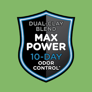 Cat's Pride Max Power Dual-Clay Blend