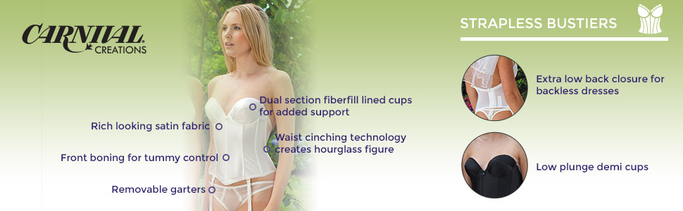 d52eb1f103acf Carnival Women s Plus Size Seamless at Amazon Women s Clothing store ...