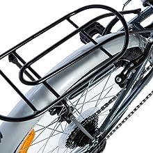 Moma Bikes Bicicleta Plegable Street, 6 velocidades, Adultos Unisex, Gris, Talla Unica: Amazon.es: Deportes y aire libre