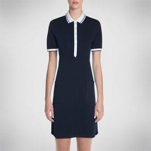 562304a53379 Skechers Golf Women s Short Sleeve Pocket Birdie Pique Dress at ...