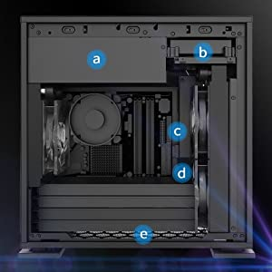 mini tower, micro atx, mini itx, pc gaming chassis, computer case, rgb