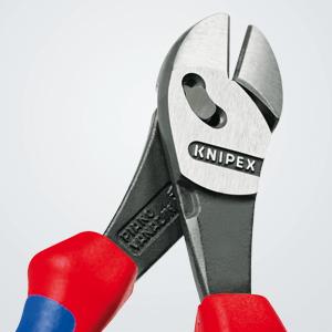 Alicate de corte diagonal de alto rendimiento TwinForce Knipex 73 72 180, 180 mm: Amazon.es: Bricolaje y herramientas