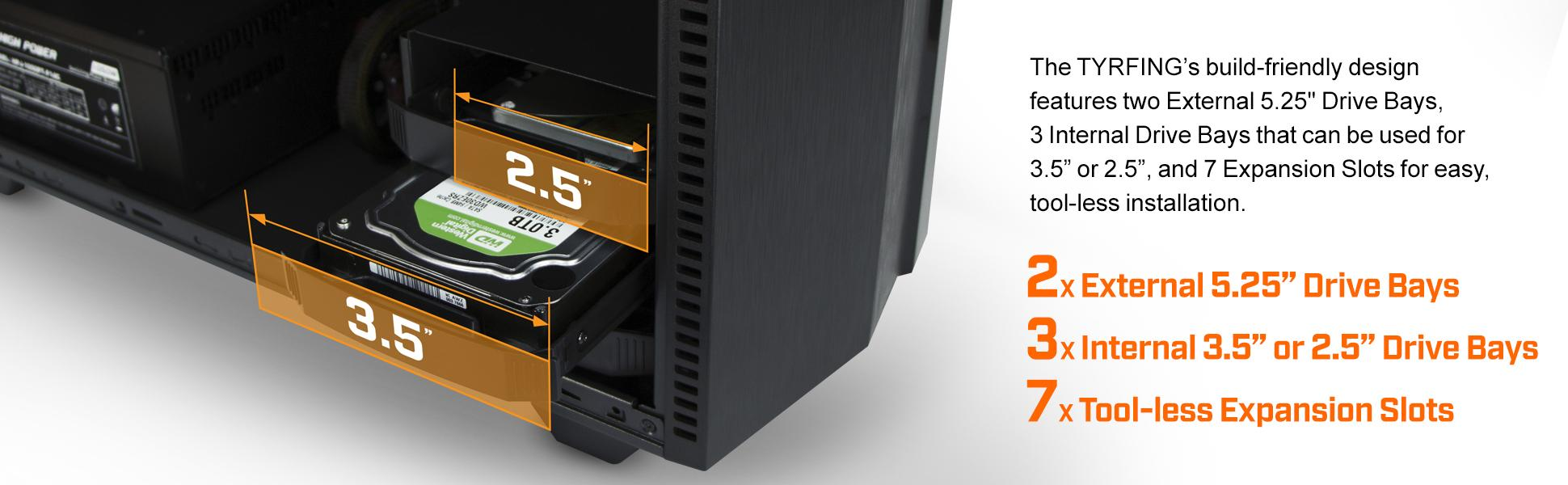 Gaming Case With Room For Mm Radiator On Top