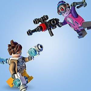 LEGO, Overwatch, toys