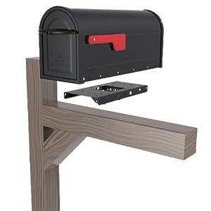 mailbox adapter plate