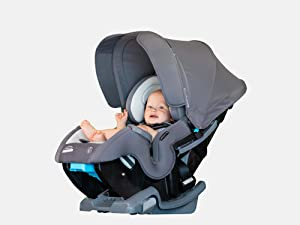 Baby Trend Cover Me 4-in-1 Convertible Car Seat Infant rear facing