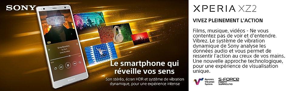 Sony Xperia XZ2, Dual, double, SIM, XZ1, XZ, X