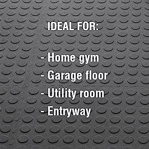 interlocking tile, gym flooring, puzzle piece flooring, home gym, utility room, entryway, garage