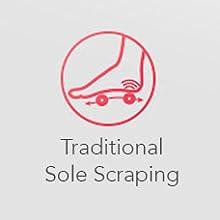 Sole Scraping