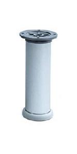 EMUCA - Patas Regulables para Muebles de Cocina o baño, Pack ...