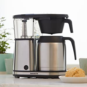 Connoisseur BV1901TS BV1900TS Performance Coffee Brewer Coffee Maker Certified Home Brewer