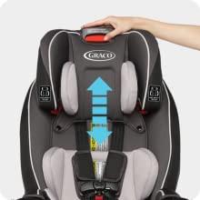10 position headrest