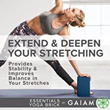 """Gaiam Essentials Yoga Mat Set for Beginners 