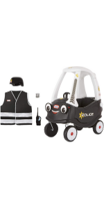 police car kids ride on toys toddler cozy coupe