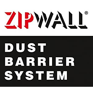 Zipwall Zp4 Spring Loaded Poles For Dust Barriers Black