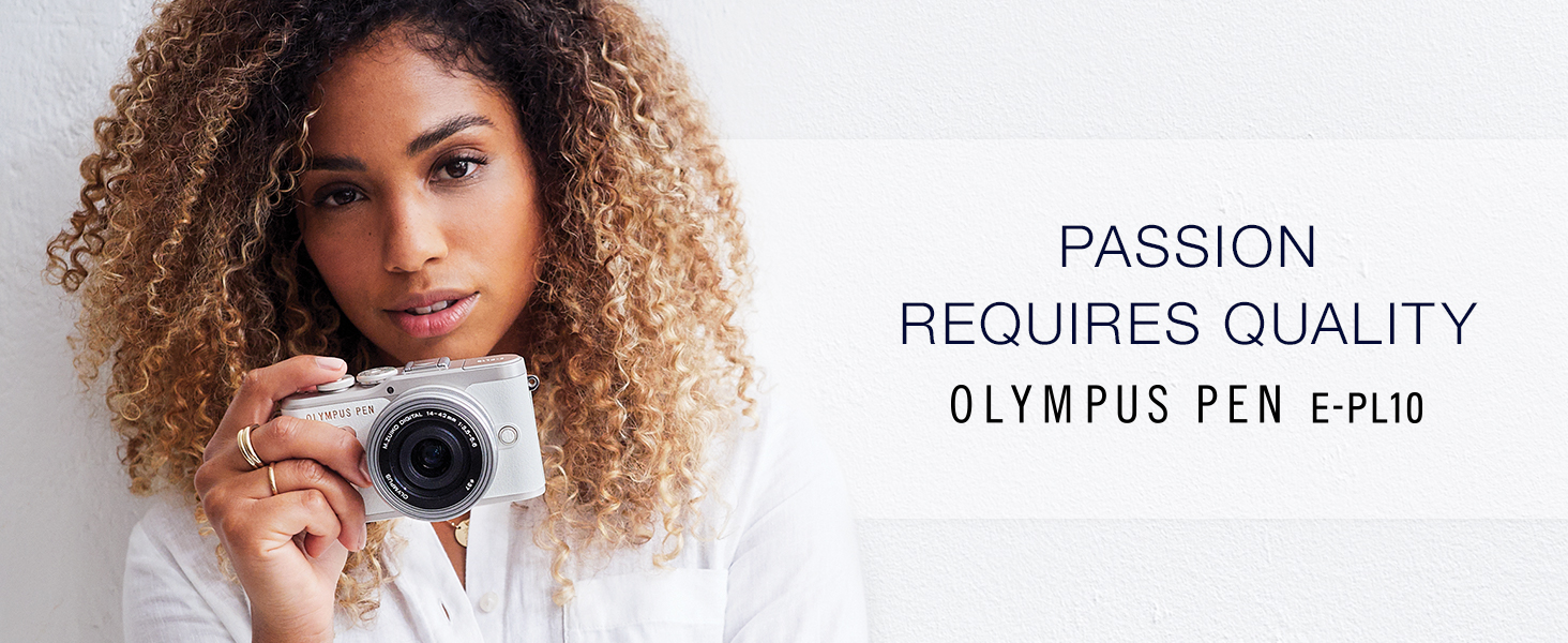 Olympus PEN E-PL10