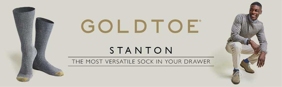 GOLDTOE Stanton