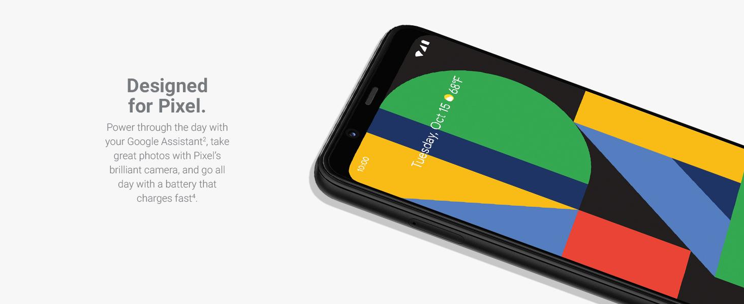 Designed for Pixel Phones