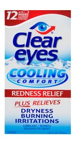 Cooling Comfort Redness Relief