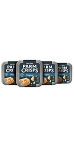 ParmCrisps Jalapeno, 1.75 Oz (Pack Of 12), 100% Cheese ...