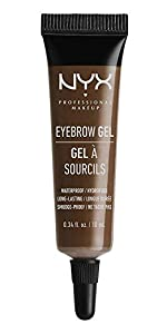 eyebrow gel, nyx, NYX Professional Makeup, brow gel