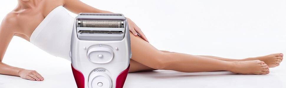 Panasonic Electric Shaver for Women ES2207P