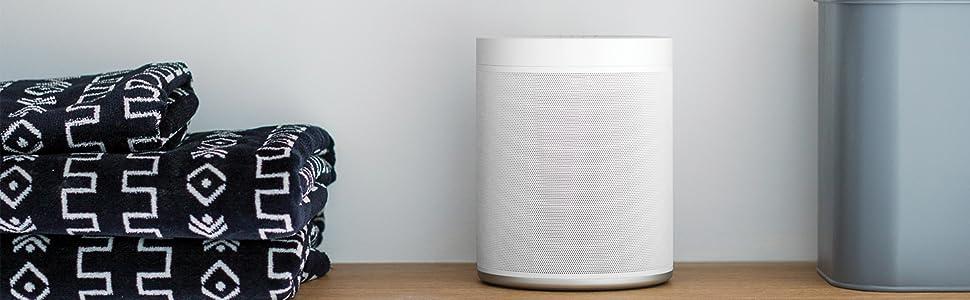 MusicCast speaker audio