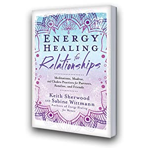 Energy Healing for Relationships Cover Image