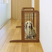 木製おくだけゲート