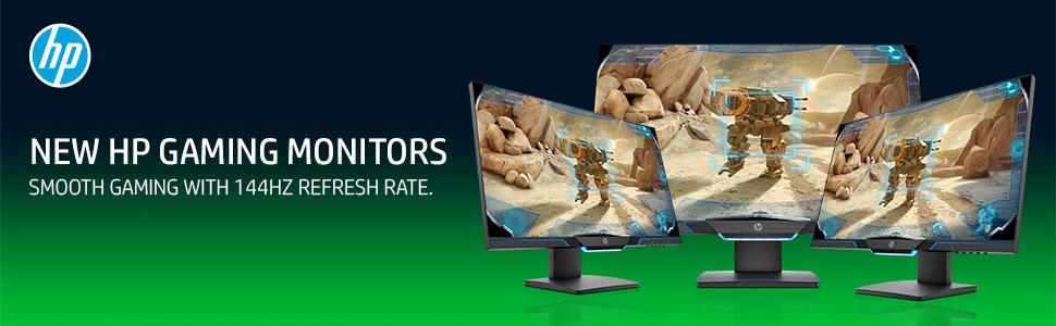 HP gaming monitors; gaming monitor 27 inch; gaming monitor 144hz 1 ms 27 inch;gaming monitor 144hz