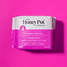 Amazon.com: The Honey Pot - Normal Foaming Wash - Feminine