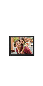 Amazon.com: NIX Advance 8 Inch Digital Photo Frame X08E