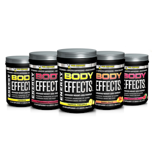 Power Performance Products Body Effects The Ultimate Weight Loss, Fat Burning, 30 serves