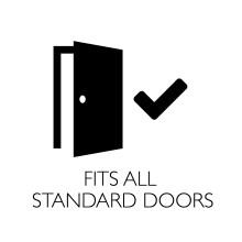 Fits All Standard Doors