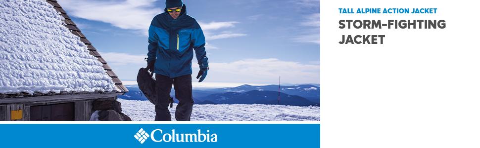 alpine action jacket columbia
