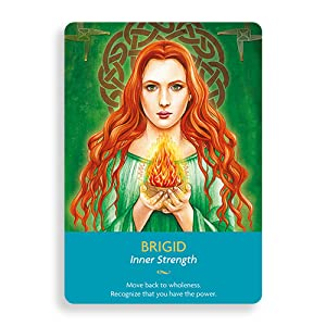 Brigid Keepers of the Light Oracle Kyle Gray