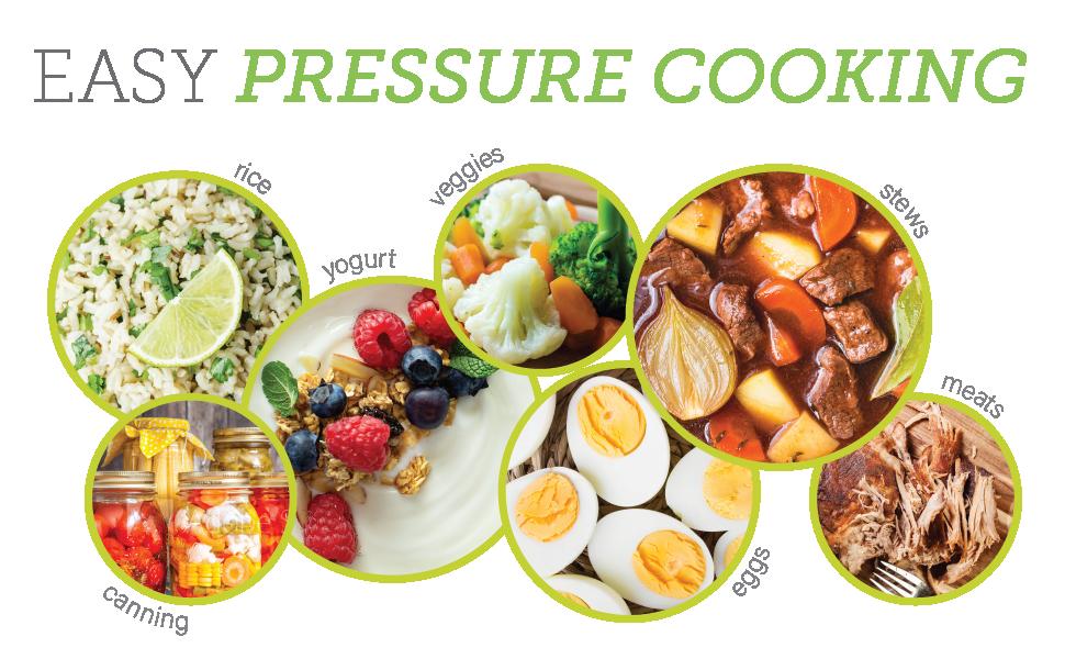 Easy Pressure Cooking