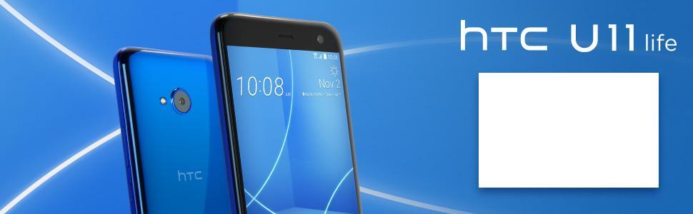 HTC U11 life, HTC Phone, HTC Smartphone, Affordable Smartphone