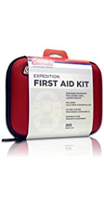 First, aid