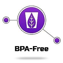 BPA-Free Tritan Plastic Drinkware
